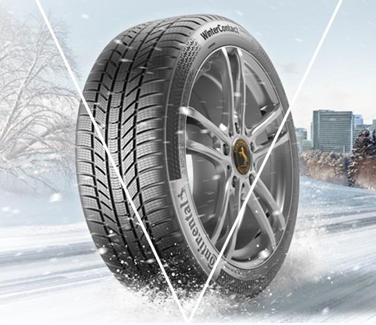 zimné pneumatiky Continental TS870