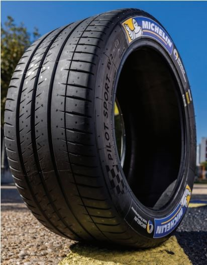 Pneumatiky Michelin Formula E