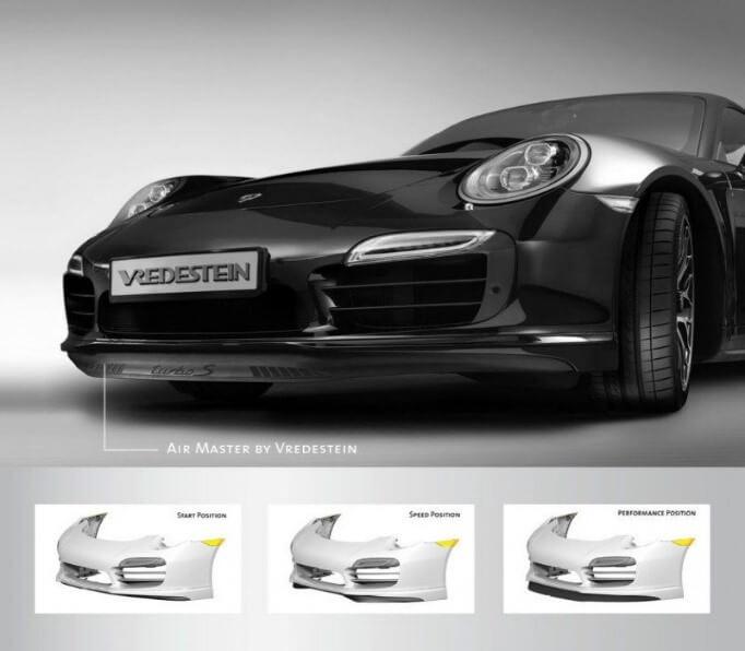 Vredestein Airmaster Porsche
