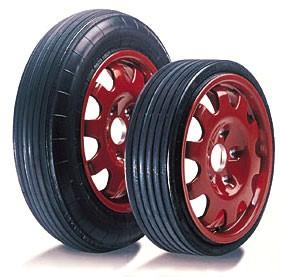 Vredestien dojazdové pneumatiky