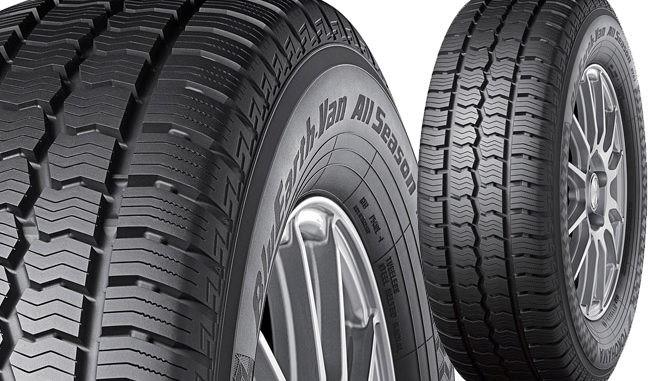 celoročné pneumatiky Yokohama