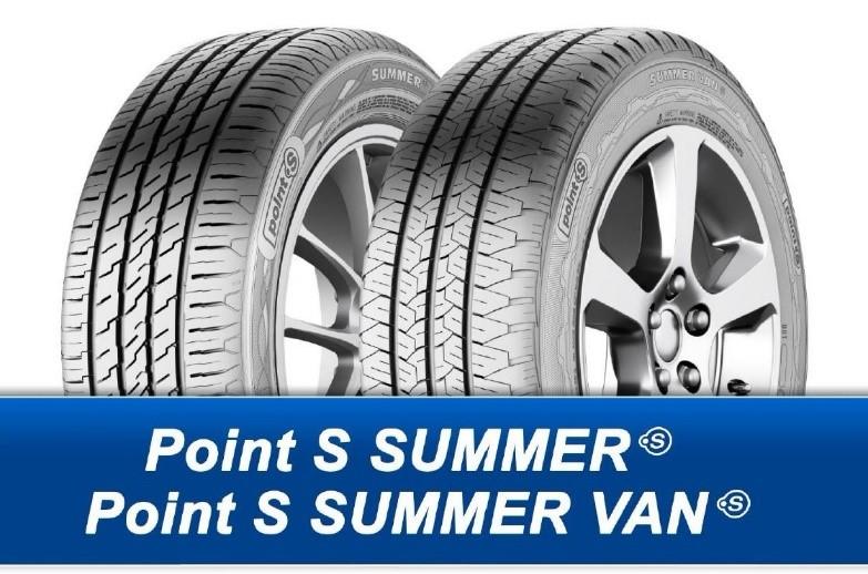 letne pneumatiky Point S