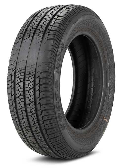 zjazdené pneumatiky