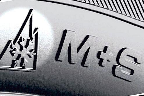 zimná pneumatiky symbol